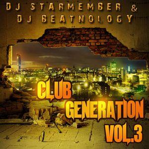 DJ Starmember vs. DJ Beatnology - Club Generation Vol. 3 - CD2
