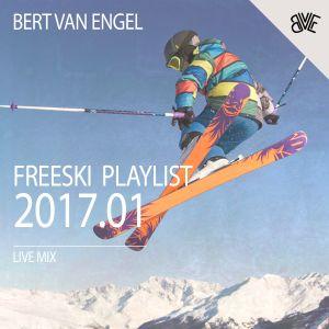 Bert van Engel Freeski Playlist 2017