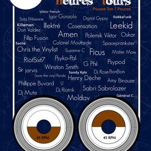 Save the vinyl Panda @ Les 45 heures du 45 tours