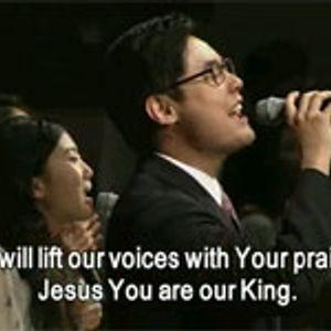2012/06/17 HolyWave Praise Worship
