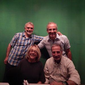 O Δρ Μάνος Δανέζης και ο καθηγητής Πανίκος Παπαδόπουλος στην Ανοιχτή Ζώνη του StarClassic Radio