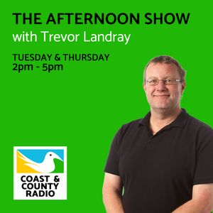 The Afternoon Show with Trevor Landray - Broadcast 07/03/17