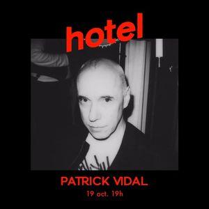 Patrick Vidal  - 19:10:2016