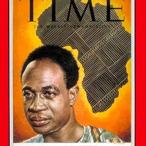 Greatest Pan-Africanist Leader/Thinker in Osageyfo Dr. Kwame Nkrumah