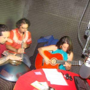 Yaya Fuentes y Feliciano Saldías  [Tercer Trópico FM La Tribu]
