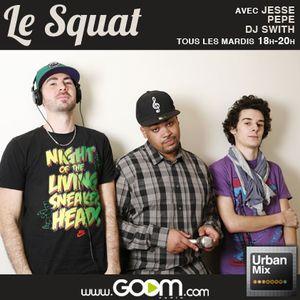 Le Squat 18 JANVIER