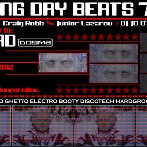 Nomad DJ Set @ Boxing Day Beats 7 (26th December 2012)