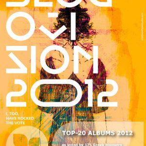 Blogovision 2012 final top-20 - Poplie radio
