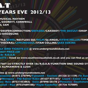 DEEPER CONNECTION PROMO MIX SWAT NEW YEARS EVE 2012/13