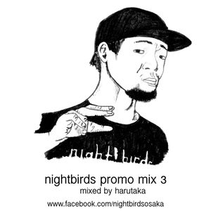 Nightbirds Promo Mix 3- Harutaka
