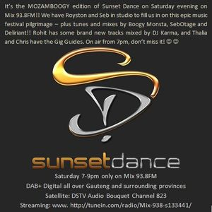 Sunset Dance 2017 07 08 Show - Podcast 2 Hours