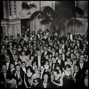 The Forgotten Ballroom (a mixtape for the dancing ghosts - Part II)