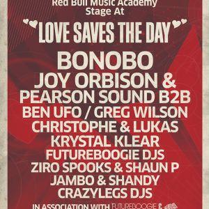 Bonobo - Live @ Love Saves The Day, Bristol (03-06-2012)
