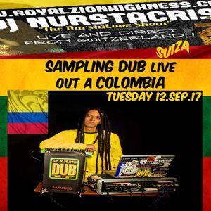 The Nurstalove Online Radio Show Episode25-Interview with Sampling Dub.12.09.17.  Royalzionhighness.