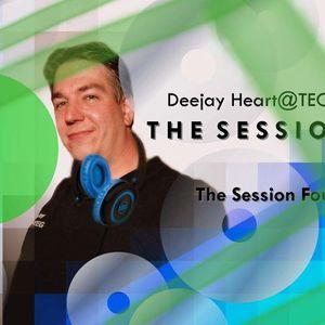 DeeJay Heart@TEG - The Session Four (03.10.2011)