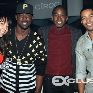 M-Squared Live Mix from Laz Alonso & Lance Gross Celebrity Event