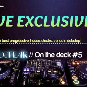 Zaccfear On the Deck #5 (Dubstep Special 2013) [10min]