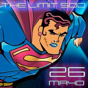 Hernanik Live @ The Limit 500 AntiHeroes y Villanos