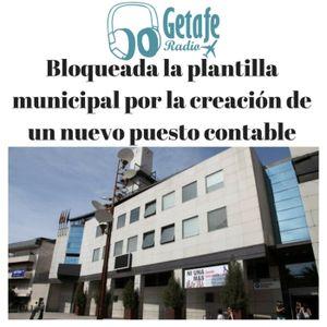 Bloqueada la plantilla municipal por la creación de un nuevo puesto contable.