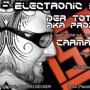 13-11-11 Electronic Sunday mit dan chi