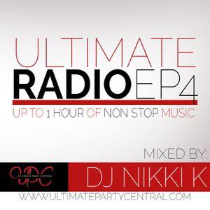UPC Radio Broadcast EP 4 - DJ Nikki K