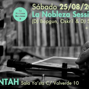 La Nobleza Sessions Kuntah 25/08/2012 Part.1 by Oskr1