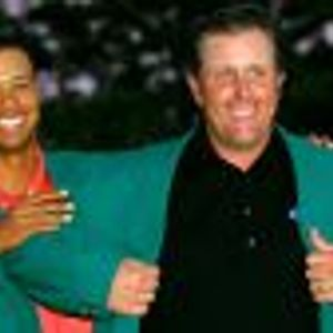 The Race for the Green Jacket…