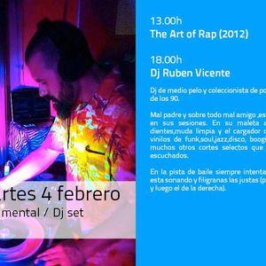Dj Set La Mesa Barcelona Dj Ruben Viente