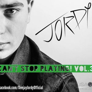Deejay Jordy Can t Stop Playing Vol 3