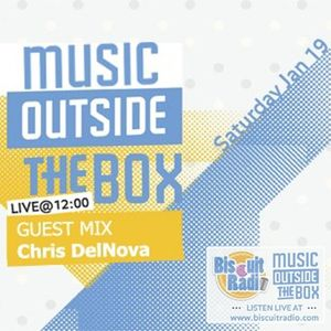 Guest Mix by Chris DelNova @ Bisquit Radio (19.01.2013)