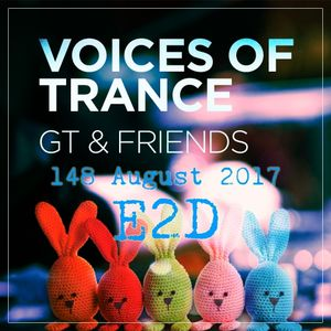 E2D - Voices Of Trance 148 (August 2017)