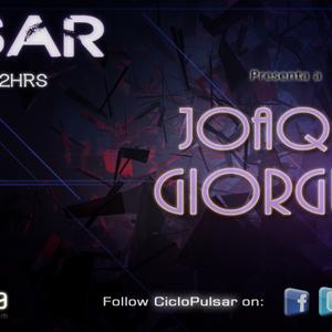 Pulsar 18-05 / Dj Guest: Joaquin Giorguitti - Entrevista