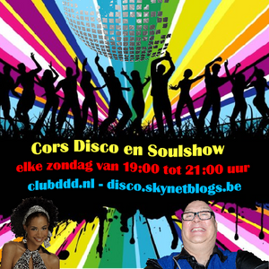 Cors Disco en Soulshow van 22 februari 2015