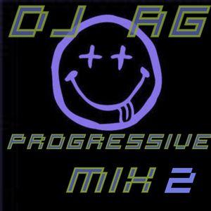 Dj Ag's - PROGRESSIVE HOUSE II