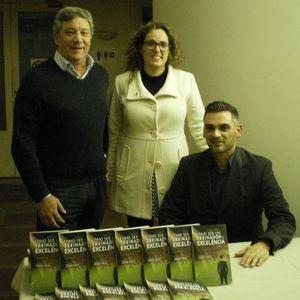 """Entrevista Audio a Alcino Rodrigues Autor do Livro """"Como ser um Treinador de Excelência"""""""