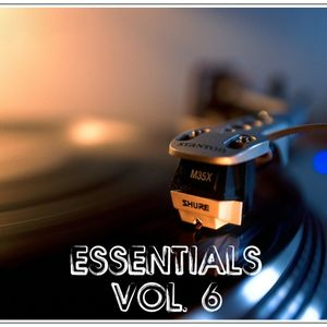 Essentials vol. 6 mixed by MANK