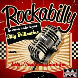 Le Rock a Billy Radio Musicos Fevrier