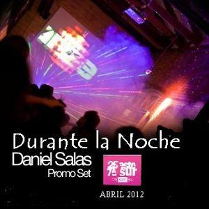 Durante la Noche_Daniel Salas mix_Abril 2012