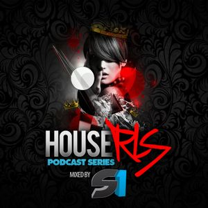 HouseRLS - Podcast Series 008 (Mixed by Dj S1) [July 2012]