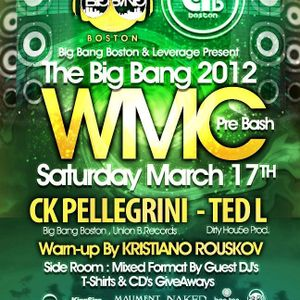 Ck Pellegrini - WMC 2012 live from Boston