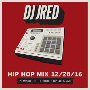 Hip-Hop Radio Mix 12/28/16