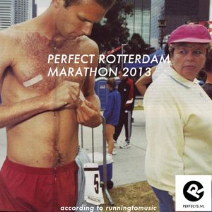 Perfect Rotterdam Marathon 2013 (according to RunningToMusic)