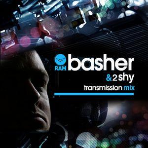 BASHER & 2SHY MC - TRANSMISSION - MIX