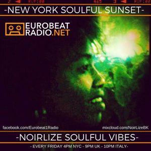 New York Soulful Sunset #3 on EuroBeatRadio.net