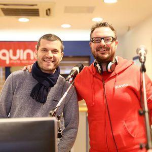 Soul Input Radio 01-03-2014 Quindo 2 jaar Pop Up Radio: A Thomas & Luciano interview
