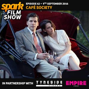 SPARK FILM SHOW 62: 9th September 2016