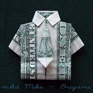 mAd Mike - Origami