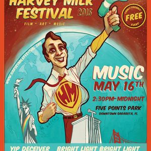 The Sixth Annual Harvey Milk Festival Returns to Sarasota