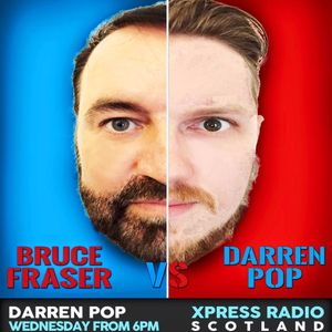 Darren Pop - Xpress Radio Scotland - 24th June 2015