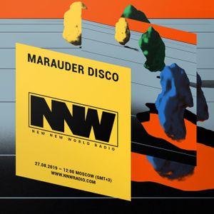 Marauder Disco - 27th August 2019